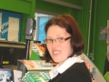 Leona Connolly working in Centra, Belturbet, Co. Cavan