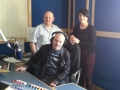 Sean Birt with Julie Anne Sheridan and Sean Mc Caffrey